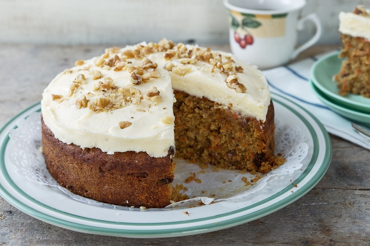 Christmas Carrot Cake Recipes